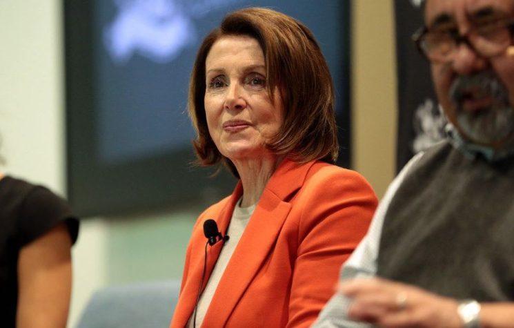 Pelosi Prepares 'Second Pivot' of Regime Change in the United States