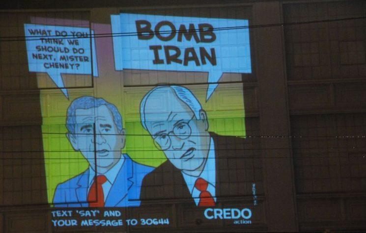 McCain May Be Dead, but 'Bomb, Bomb, Bomb Iran' Still Resounds