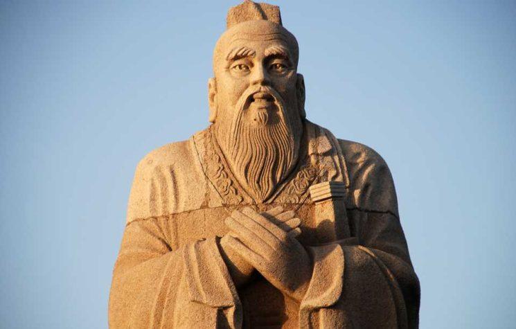 Some Confucian Calm, Please!
