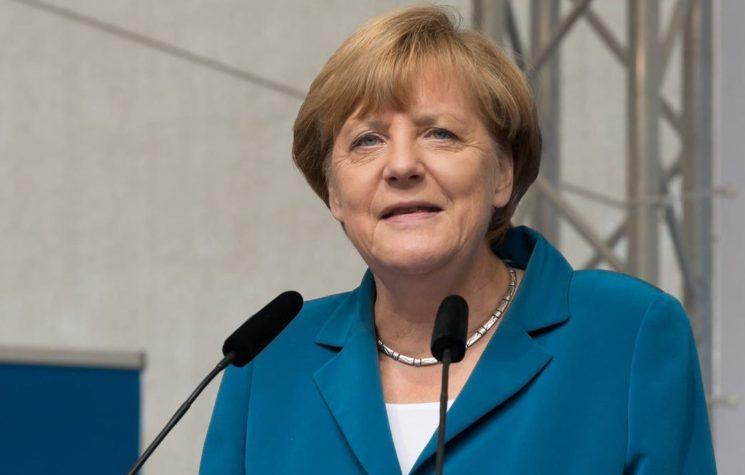 Merkel Stands Against Trump's Energy Dominance