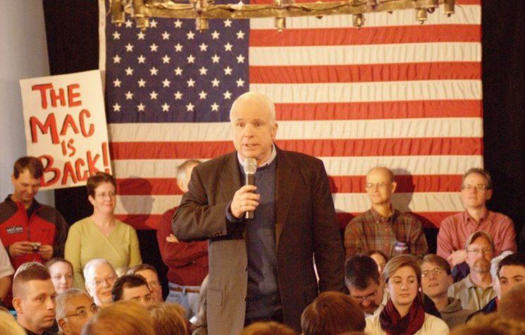 Trump vs. McCain: an American Horror Story
