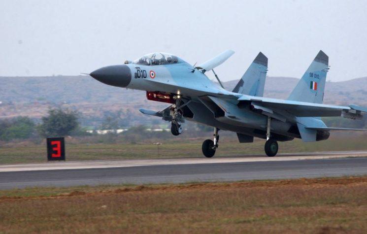 It's MiG-21 Versus the F-16 Over Kashmir