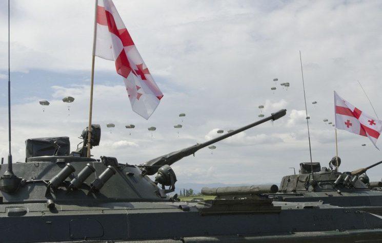 The US-NATO Alliance Has Georgia on Its Mind