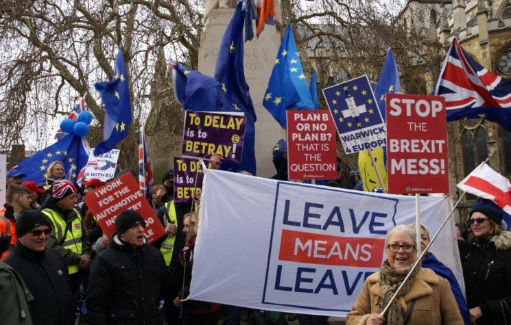 Britain's Brexit Armageddon