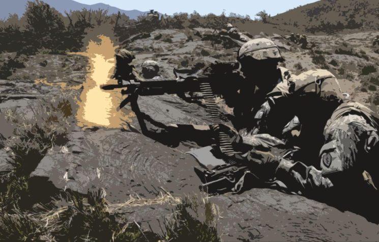 America's Insatiable Military