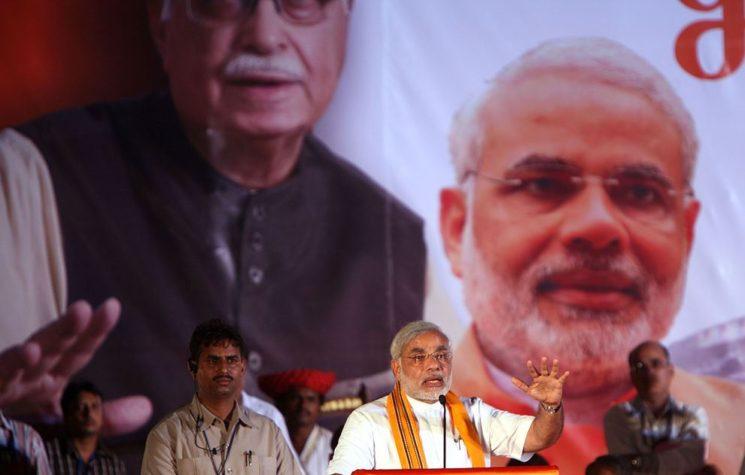 Modi-wave 2.0 sweeps Indian elections
