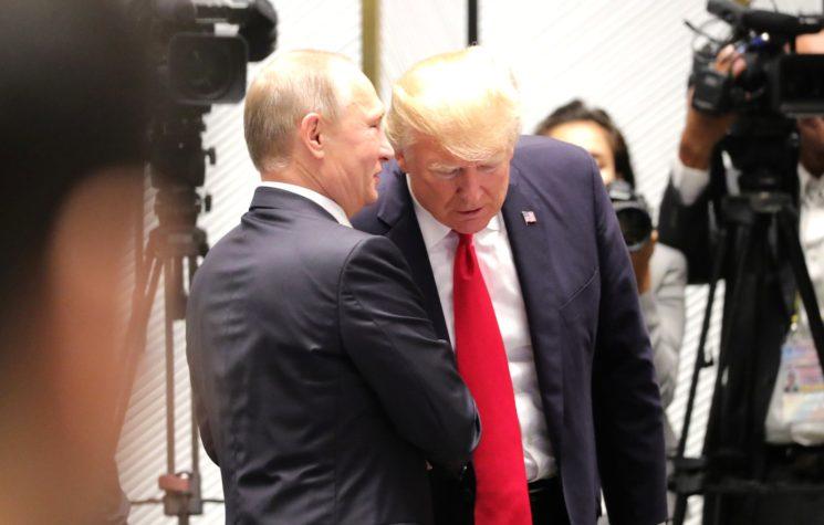 Trump and Putin Hold a 90-Minute Telephone Call, US Liberals Go Ballistic