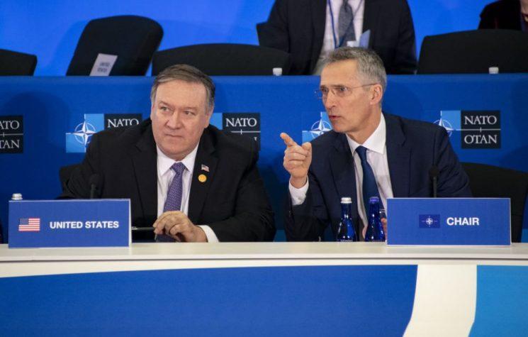 NATO's Stoltenberg, Satan's Hollow Man
