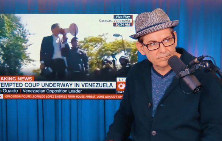 Venezuelan Coup Fails & So Does CNN