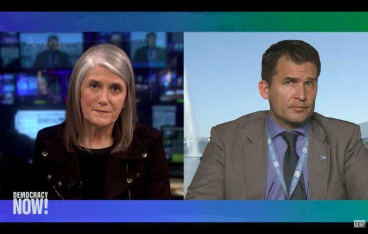 UN Special Rapporteur on Torture Exposes Anti-Assange Smear Campaign