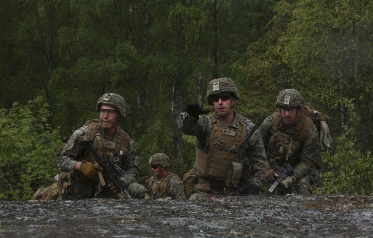 The US-NATO Military Alliance Continues Confrontation Along Russia's Borders