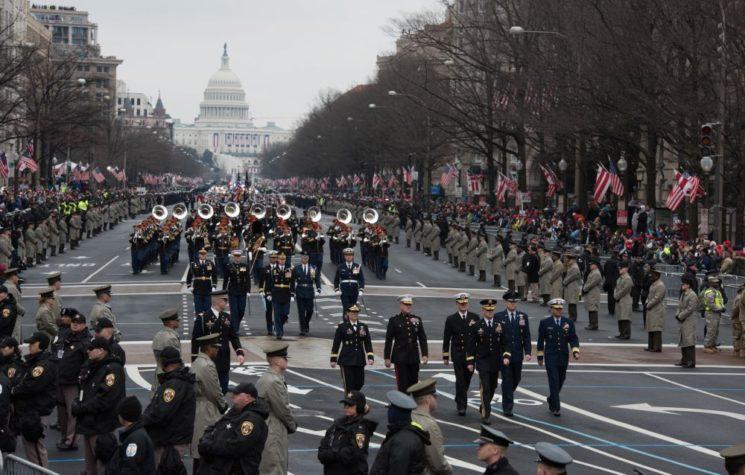 Jingoistic Military Fetishization Is as American as Bald Eagle McNuggets