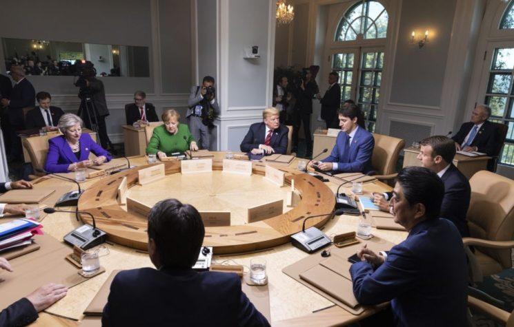 G7: An Obsolete, Useless Talking Shop