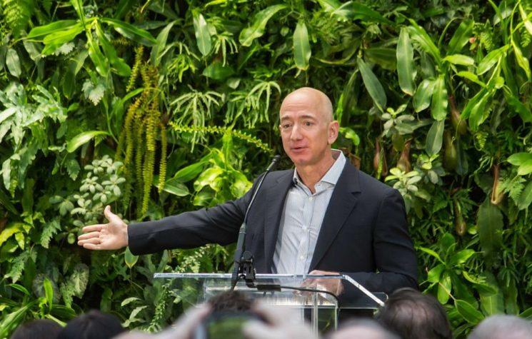 Jeff Bezos's Politics