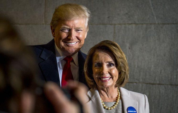 All Aboard! Impeachment Train Finally Makes Stop for Democrats