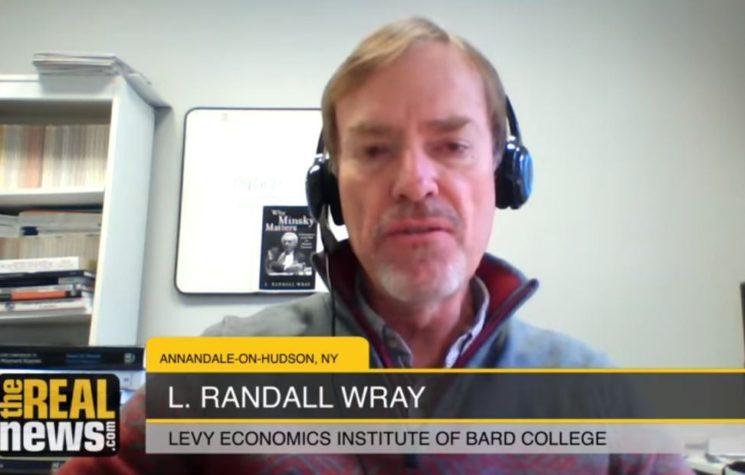 Modern Monetary Theory – A Debate: Randall Wray (Pt 1/4)