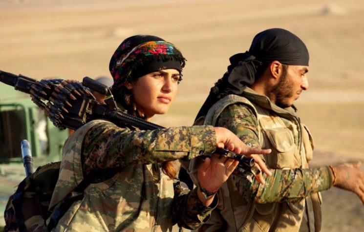 US Betrays Kurds – Again
