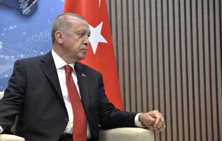 Turkey Beats the War Drums