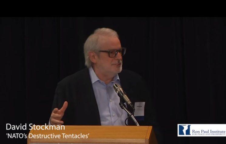 'NATO's Destructive Tentacles' – David Stockman