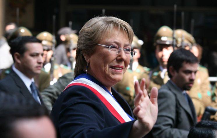 Chile: Bachelet Upholds Pinochet's Call for Oblivion
