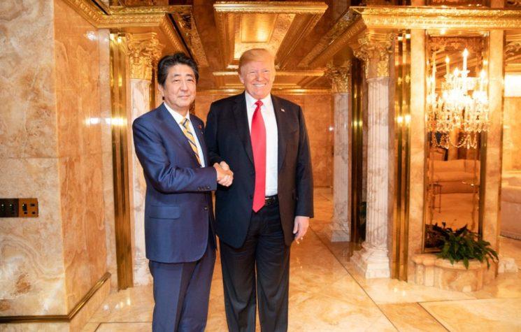 Tokyo's Trumpian Trade Troubles