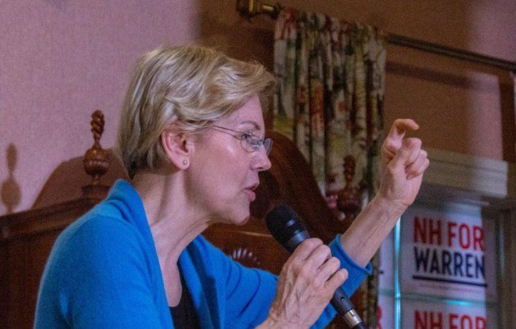 Elizabeth Warren Endorses Trump's Economic War on Venezuela, Soft-Pedals Far-Right Bolivia Coup