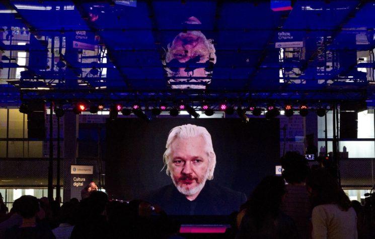 UN Envoy's Grim Warning Over Assange's Life