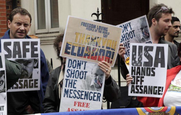 Swedish Probe Collapse Shows Bogus Case for Assange's Detention