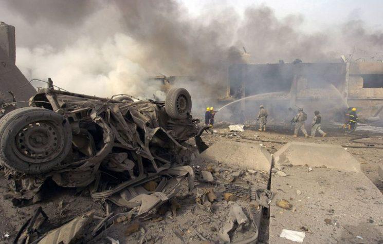Plundering Iraq