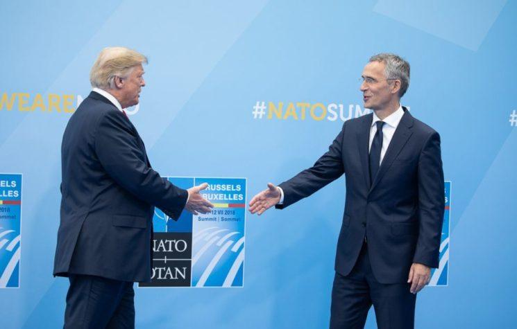 NATO Secretary General Targets 'Rising China': Why Cold War Newspeak Never Went Away