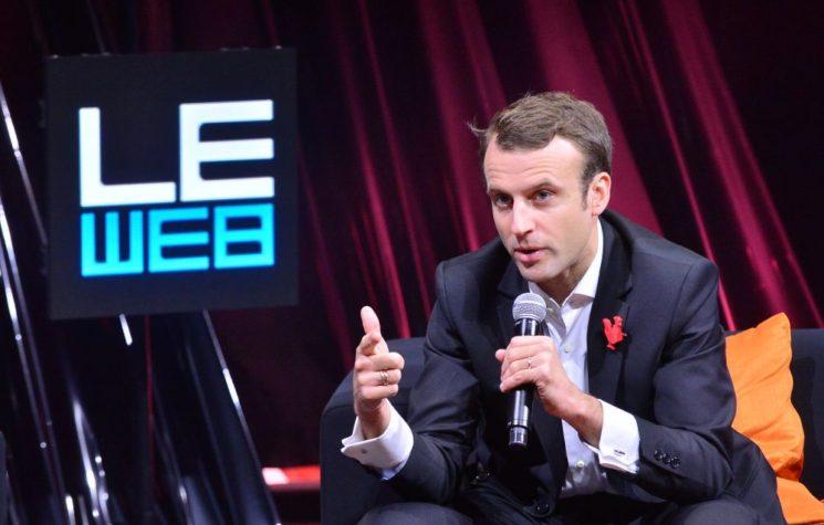 Macron's Great Leap East Revives the Spirit of De Gaulle