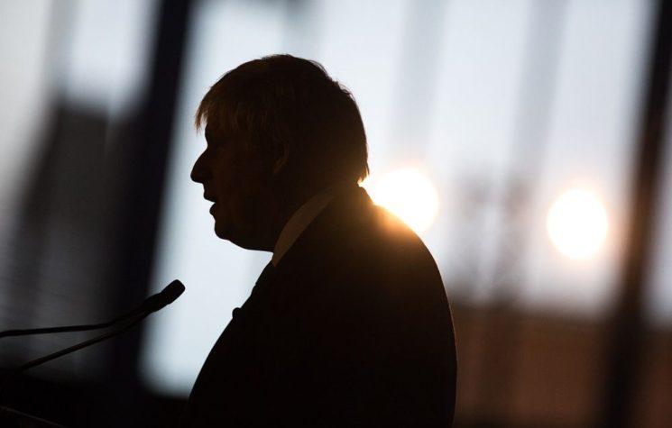 Boris Johnson Is the Luckiest Politician Alive