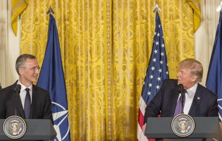 NATO Splits Reveal Alliance is Redundant