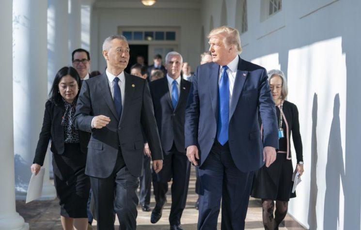 "Cracks Appear in U.S.-China ""Détente"" Deal"