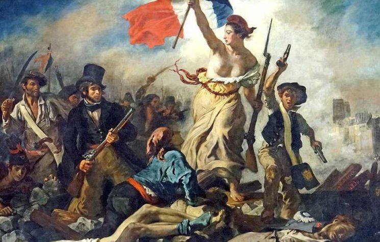 France: Man the Barricades!