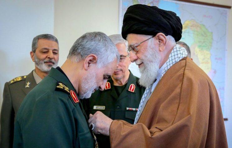General Soleimani's Network of Revenge