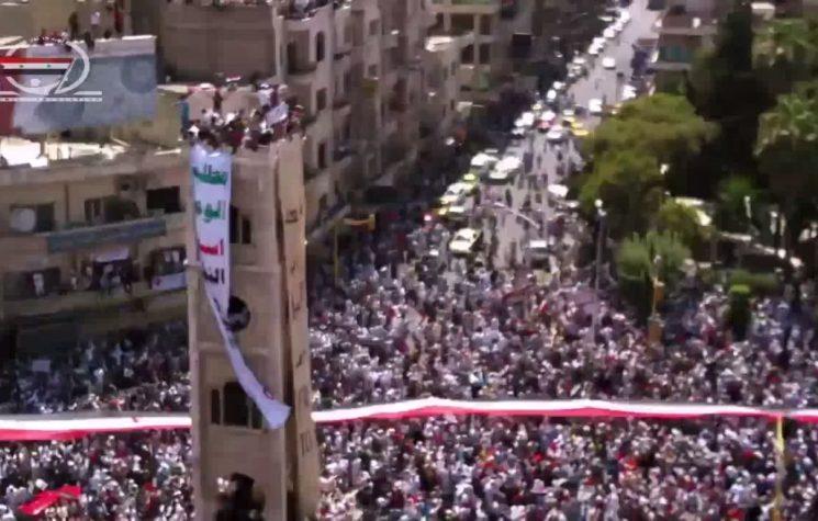 The Sham of Arab Revolutions