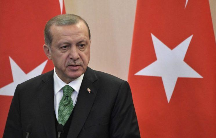 Empires of the steppes fuel Erdogan Khan's dreams