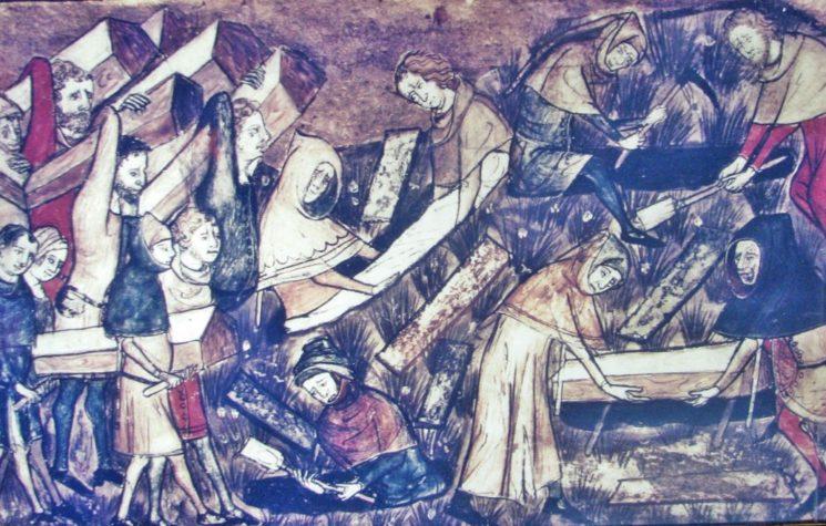 Iran's Coronavirus Outbreak Bizarrely Resembles the Black Death
