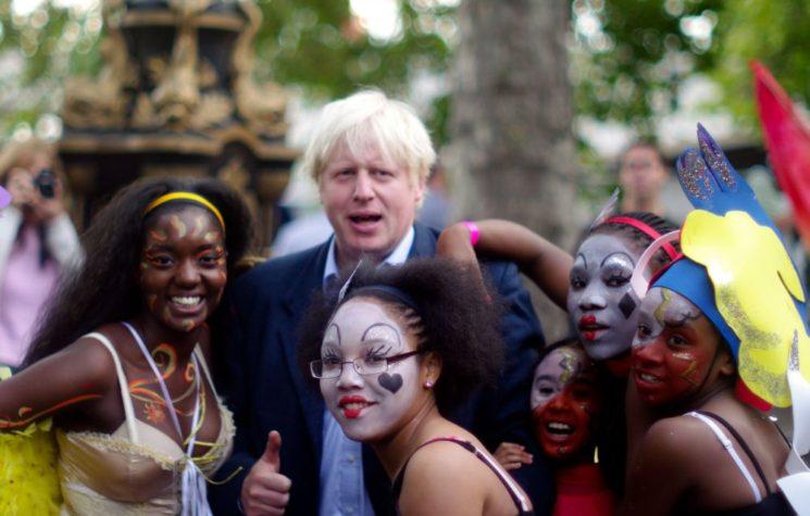 Boris Johnson Fights for Life… Russian Media Got it Right