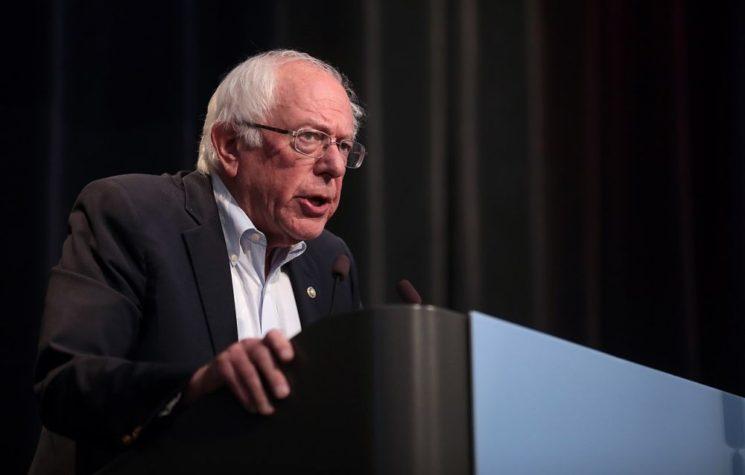 Bernie's Political Funeral
