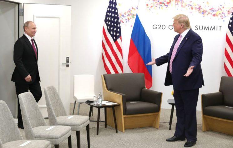 Has the Trump/Putin Thaw Finally Begun?