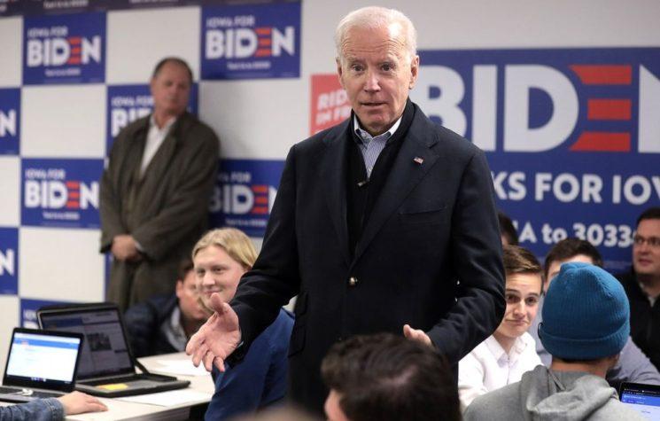 Joe Biden Is the 2020 Candidate of Fear
