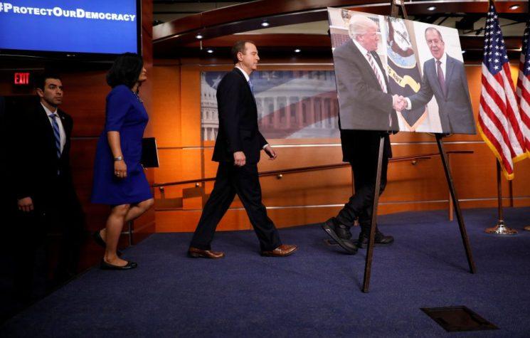 Who Deserves Impeachment More – Trump or Schiff?