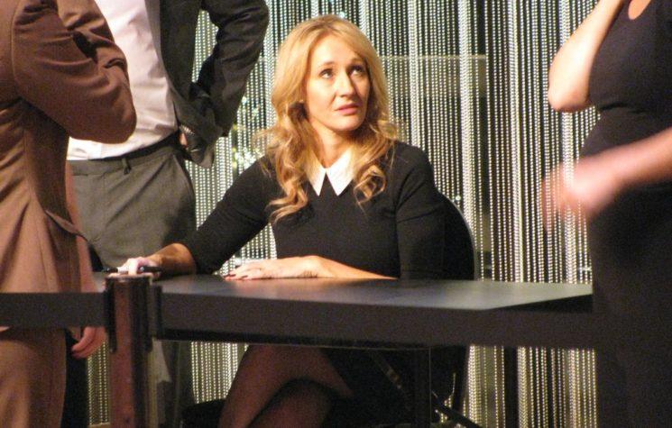 VIDEO: J.K. Rowling scandals