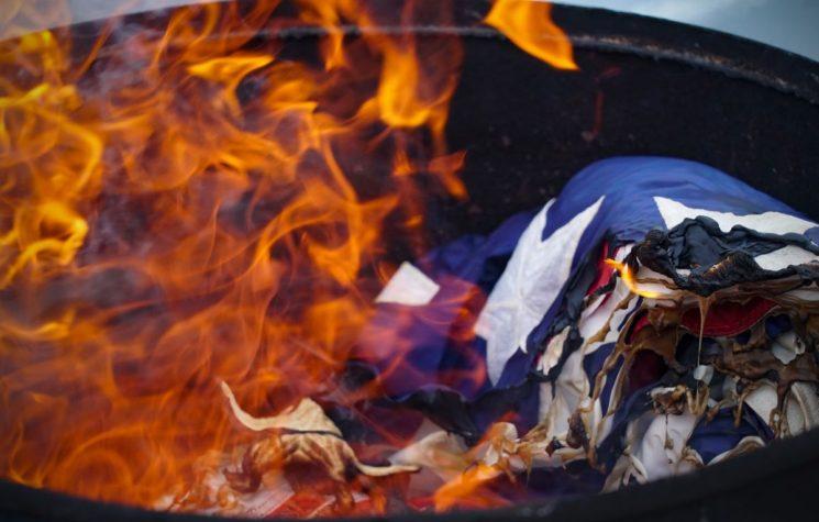 Narrative Control Operations Escalate as America Burns