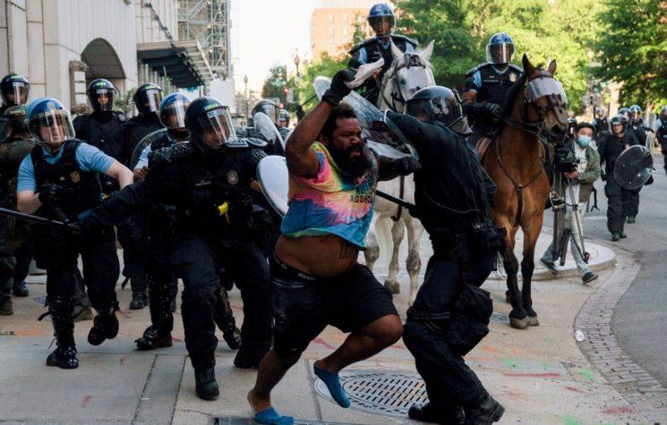 Washington's Hong Kong Hypocrisy Backfires