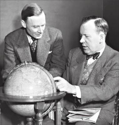 Escott Reid and Lester B. Pearson: Both Roundtable Oxford Men