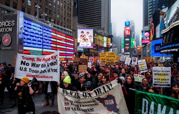VIDEO: Turmoil at Home, Turmoil Abroad: Israel and the U.S. Escalate Their War Against Iran