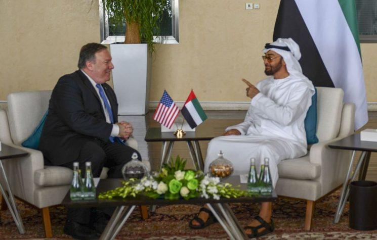 The Deceptive Trump, UAE-Israel 'Peace Deal'